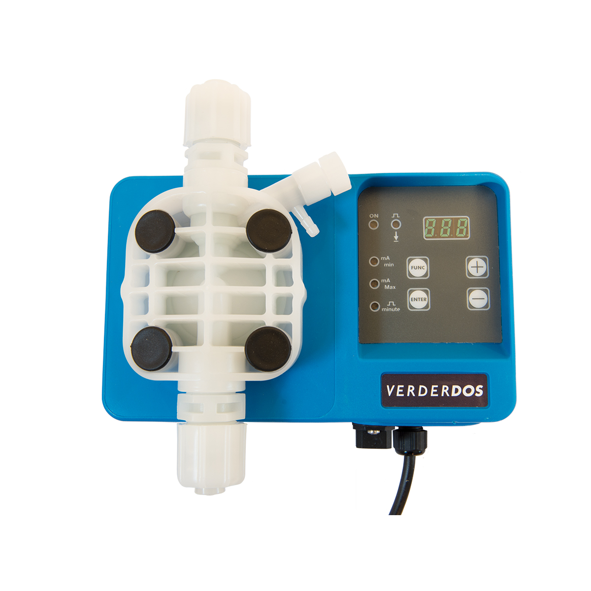 Magnet-Membrandosierpumpe VE1-mA